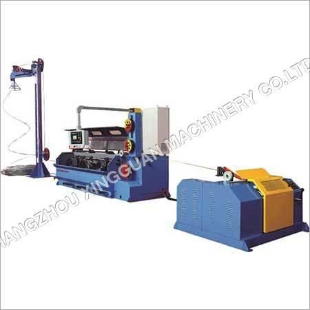 Aluminium Alloy Rod Breakdown Machine