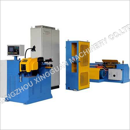 Automatic Wire Respooling Machine
