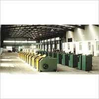 Multi Line Copper Wire Coating Machine