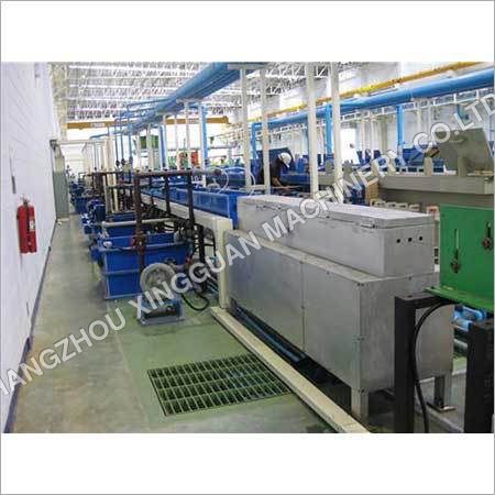 Single Line Copper Wire Coating Machine