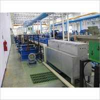 Single Line Copper Wire Coating Machine