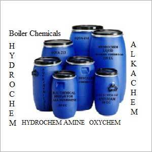 Industrial Boiler Chemicals