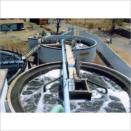 Commercial Etp And Stp Treatment Plant