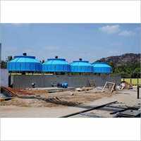 Industrial Counterflow Cooling Towers