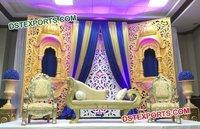 Wedding Fiber Frames Rajwada Style