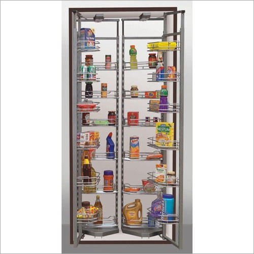 8 Baskets Pantry Unit