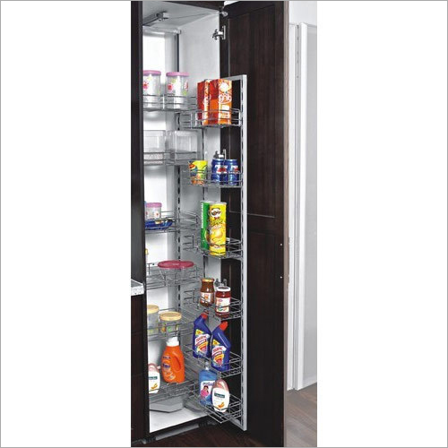 12 Baskets Pantry Unit