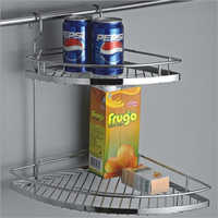 Folding Double Shelf