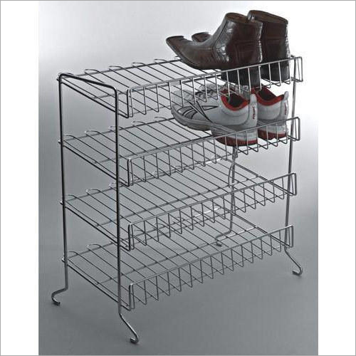 4 Layer Shoe Rack