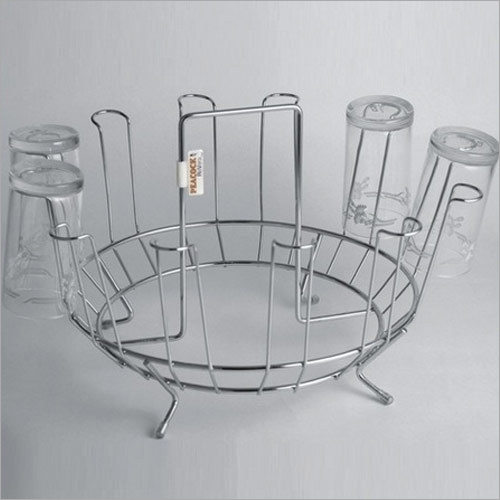 SS Glass Holder