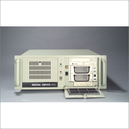 IPC610L Industrial Rackmount Chassis