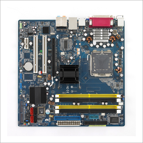 Micro ATX Industrial Motherboard