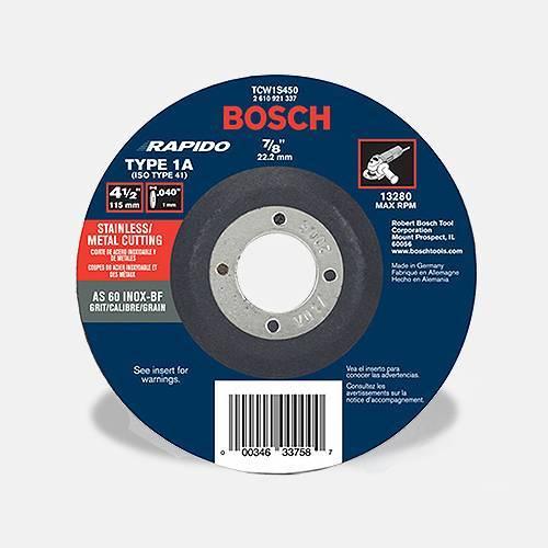 Cutting Discs - Standard For Metal Cutting Discs