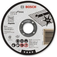 Bosch Inox Cutting Disc