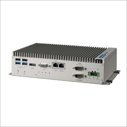 UNO3483G Fanless Embedded Box PC