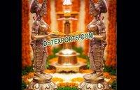 Deep Ladys Statue For Wedding Decoration