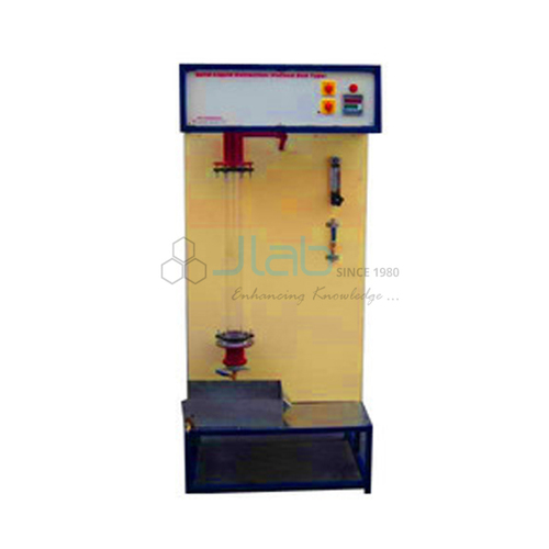 Solid Liquid Extraction Bed Type