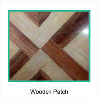Wooden Patch Pvc Ceiling Panel