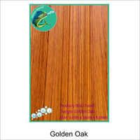 Golden Oak Pvc Wall Panel