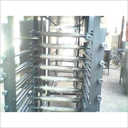Papad Machines Parts