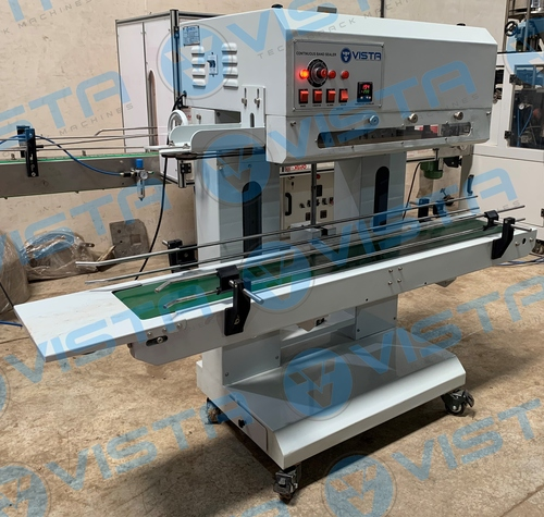 Continuous Band Sealer System