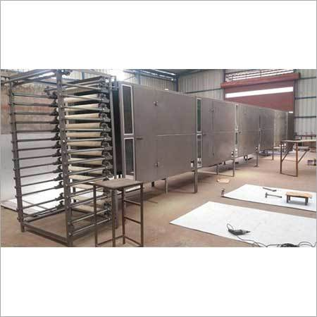 Papad Dryer 300 KGS