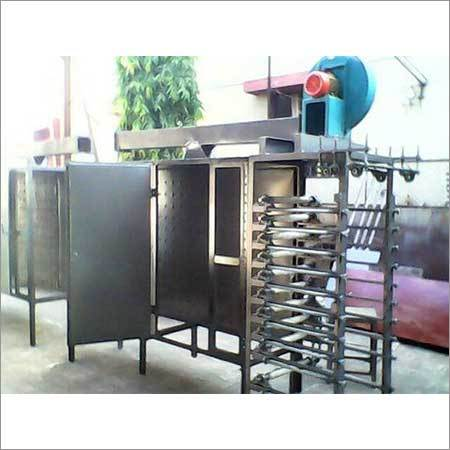 Papad Dryer Machine 250 KGS