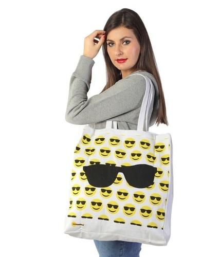 Cotton Canvas Gusset Bags