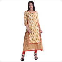 Ladies Double Layer Kurtis