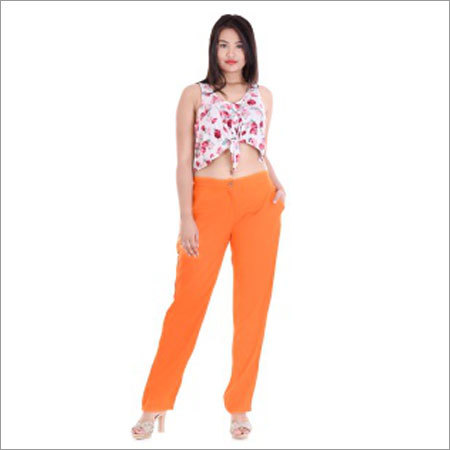 Stylish Ladies Pant
