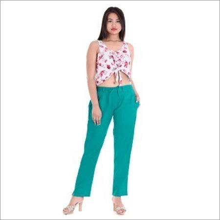 Ladies Designer Pant