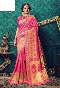 sethnic ynf art silk saree wholesale catalogs