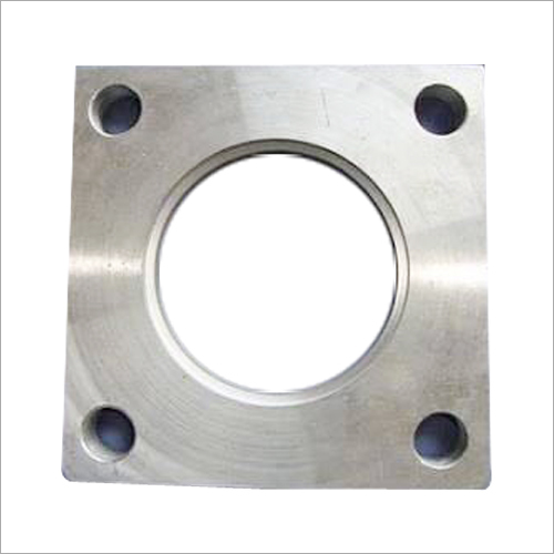 MS Square Flanges