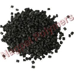 Black Nylon 66 Granules