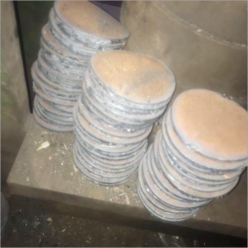 Iron Round Plate