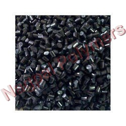 Nylon 66 Plain Black Granules