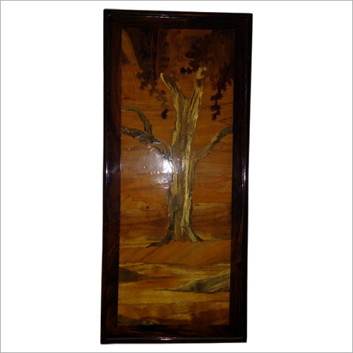 Designer Wooden Painting