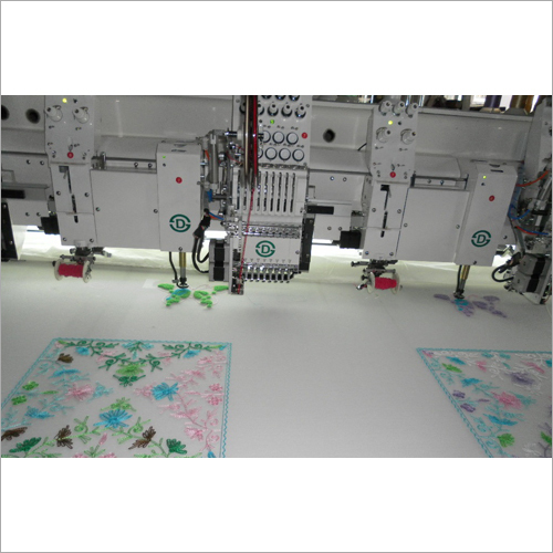 Mix Chenille Embroidery Machine