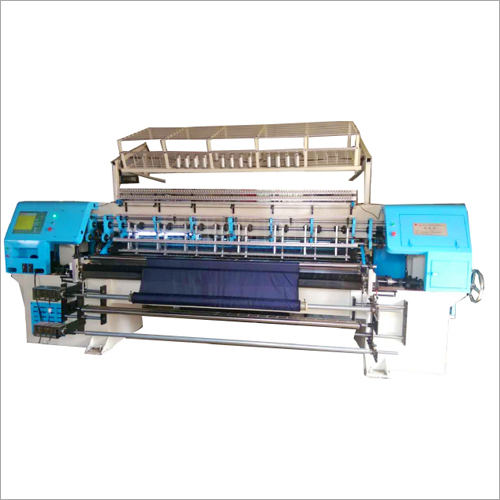 High Speed Computerized Quilting Machine