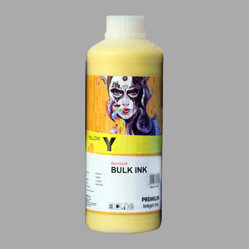 Yellow Sublimation Ink