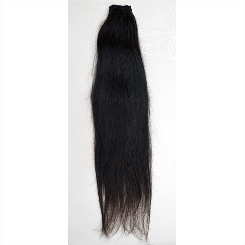 Natural Straight Weft Hair Extension