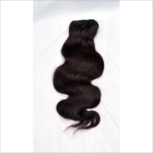 Body Wave Hair Machine Weft Extension