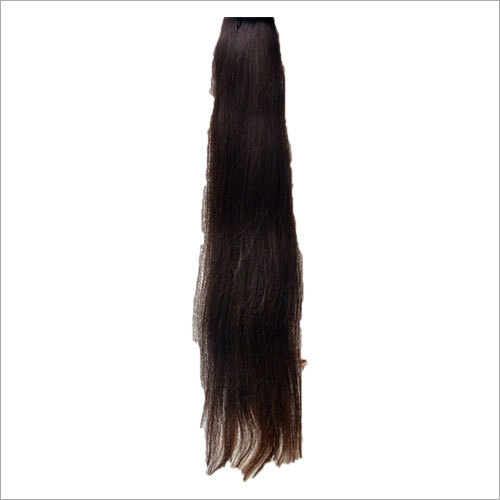 Natural Straight Light Brown Hair Extension