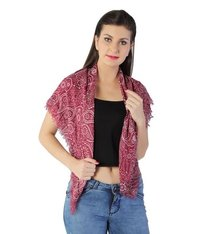 Ladies Polyster Scarves