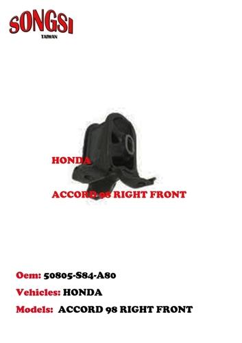 HONDA ACCORD 98 RIGHT FRONT