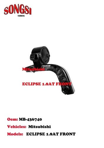 MITSUBISHI ECLIPSE 1.8AT FRONT