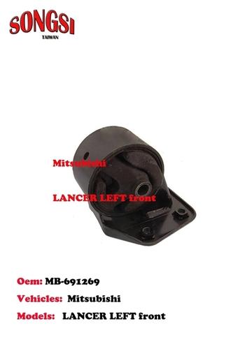 MITSUBISHI LANCER LEFT front (2)