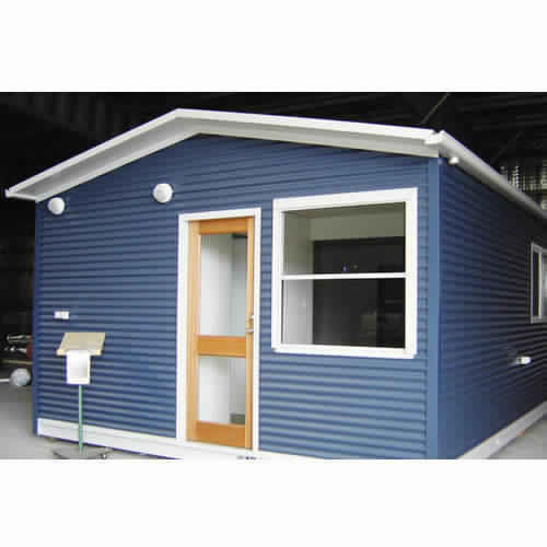 Fully Portable Cabin