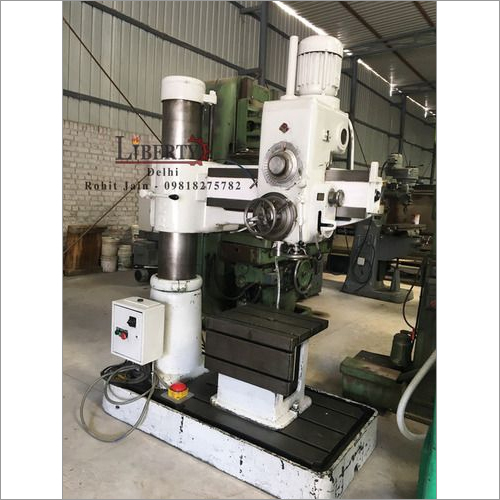 Caser All Geared Radial Drill