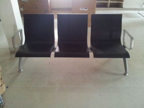 MS And Plastic Wating Chairs